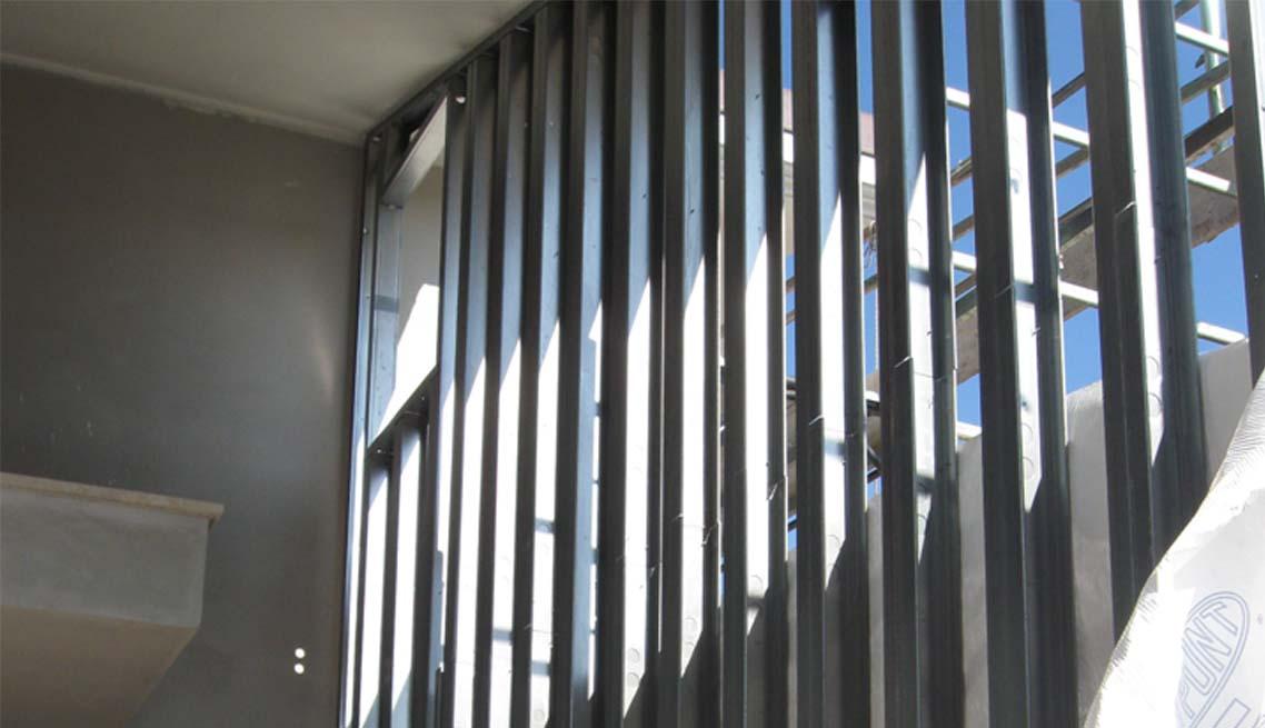 pareti divisorie esterne zeta appalti