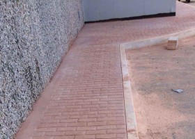 pavimento stampato zeta appalti